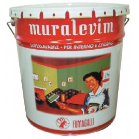 MURALEVIM WASHABLE WATER-BASED PAINT LT. 14