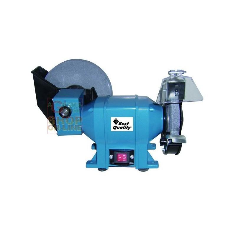 Smerigliatrice Da Banco Ad Acqua.Best Quality Smerigliatrice Affilatrice Elettrica Da Banco Sba 200 Watt 250 Ad Acqua