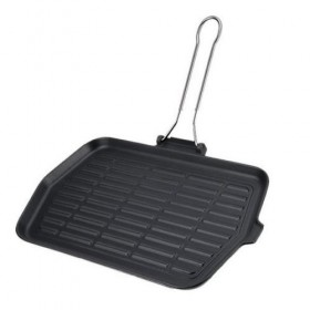 ILSA RECTANGULAR COOKER IN CAST IRON DIETELLA cm. 21x30