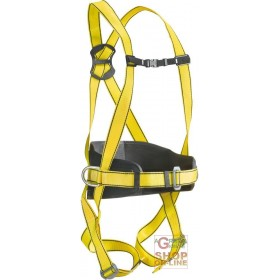 FALL ARREST HARNESS WITH DORSAL ANCHORAGE AND EX NEWTEC ECO 4 POSITIONING BELT