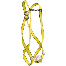 FALL ARREST HARNESS WITH DORSAL ANCHOR POINT EX NEWTEC ECO 2