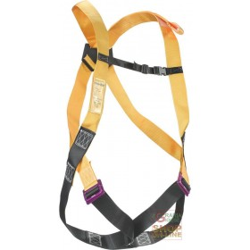 FALL ARREST HARNESS WITH A DORSAL ANCHOR POINT STANDARD EN 361