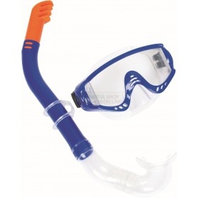 BESTWAY 24020 SWIMMING SET SNORKEL MOUTHPIECE MASK 14 YEARS