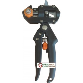 BLACK MANUAL GRAFTING MACHINE THREE CUTS GEMMA INTERLOCKING SPLIT AND SCISSOR