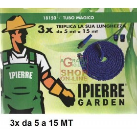 IPIERRE TUBO MAGICO ESTENSIBILE DA MT. 5 FINO A MT. 15
