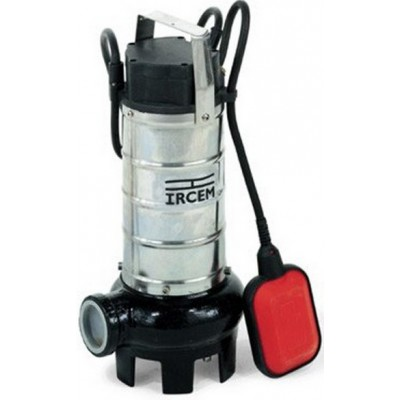 IRCEM SUBMERSIBLE ELECTRIC PUMP FOR SEWAGE WATER FROM 12 M FROM