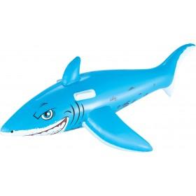 Bestway 41032 Blue Shark Inflatable ride-on float for children