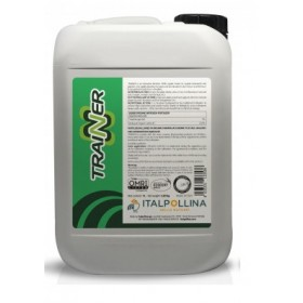 ITALPOLLINA TRAINER FERTILIZER WITH HIGH CONTENTRATION OF AMINO ACIDS AND VEGETABLE PEPTIDES LT. 5
