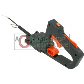 KASEI COMPLETE REAR HANDLE FOR DOUBLE BLADE HEDGE TRIMMER SLP600A
