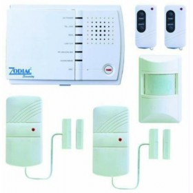 HOME-GUARD PLUS-ALL WIRELESS BURGLAR ALARM KIT