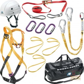 CARPENTRY FALL ARREST KIT COMPLETE WITH BAG