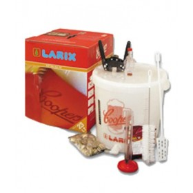COOPERS LUX BEER KIT WITH 2 BARRELS WITHOUT MALT INCLUDED