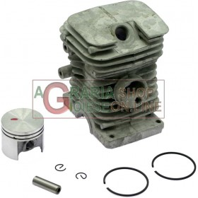 CYLINDER AND PISTON KIT FOR STIHL 170 BRUSHCUTTER DIAM. 37 mm.