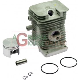 CYLINDER AND PISTON KIT FOR STIHL 180 BRUSHCUTTER DIAM. 38 mm.