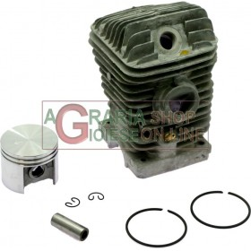 CYLINDER AND PISTON KIT FOR STIHL 250 BRUSHCUTTER DIAM. 42.5 mm.