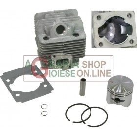 CYLINDER AND PISTON KIT FOR BRUSHCUTTERS CC. 26
