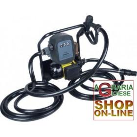 DIESEL TRANSFER ELECTRIC PUMP KIT DIAM. 20 230 VOLT