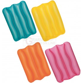 BESTWAY 52127 COLORED INFLATABLE CUSHION CM. 38x25