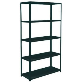 EXTRA HEAVY BLACK SHEET SHELF KIT CM. 100X40 R