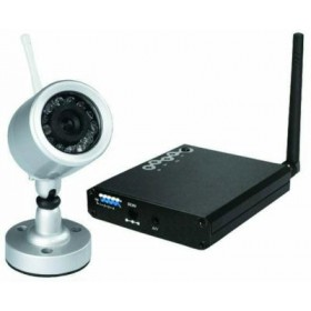 VIDEO SURVEILLANCE KIT WITH CAMERA WITH RECEIVER