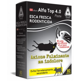 KOLLANT ALFA TOP 4.0 TOPICIDE LURE PASTE GR. 80