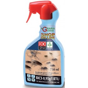 KOLLANT BICS 0.95 Gr.LT INESECTICIDE FOR COCKROACHES AND ANTS ML. 750