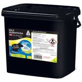 KOLLANT BRODY 5.0 Topicide Bait in Paste kg. 5