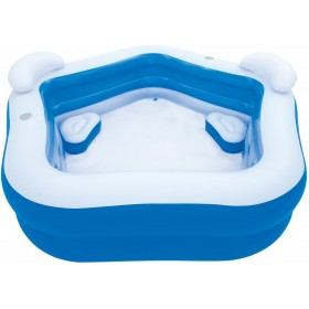 BESTWAY 54153 INFLATABLE POOL FAMILY PENTAGON CM. CM.