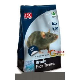 KOLLANT BRODY LURE FRESH POISON POISON FOR MICE GR. 500