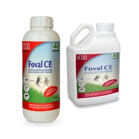 KOLLANT FOVAL CE INSECTICIDE ANTI-MOSQUITOES AGAINST CREEPING AND FLYING INSECTS ML. 100