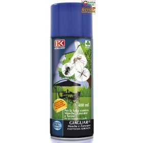 KOLLANT INSECTICIDE SPRAY GIAGUAR GARDEN FLIES AND MOSQUITOES ML. 400