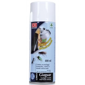 KOLLANT INSECTICIDE SPRAY GIAGUAR PLUS COCKROACHES AND ANTS ML.