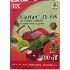 KOLLANT KLARTAN 20 EW ML. 100 TAU FLUVALINATE
