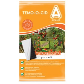 KOLLANT TEMOOCID ADHESIVE TRAPS COLORTRAP BLACK ABSOLUTA SUIT PCS. 10