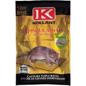 KOLRAT TABLET FOR MICE ENVIRED TABLETS WITH GLUE READY TO USE