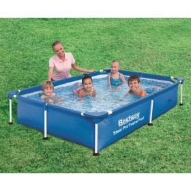BESTWAY 56401 SWIMMING POOL FOR CHILDREN STEEL PRO FRAME