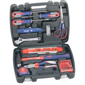 Kwb set 40 pieces tool case