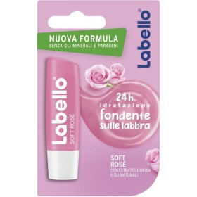 LABELLO BURROCACAO SOFT ROSE '24H HYDRATION WITH ROSE EXTRACT