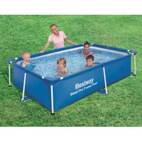 BESTWAY 56402 POOL WITH FRAME SPLASH FRAME CM. 239x150x58h.