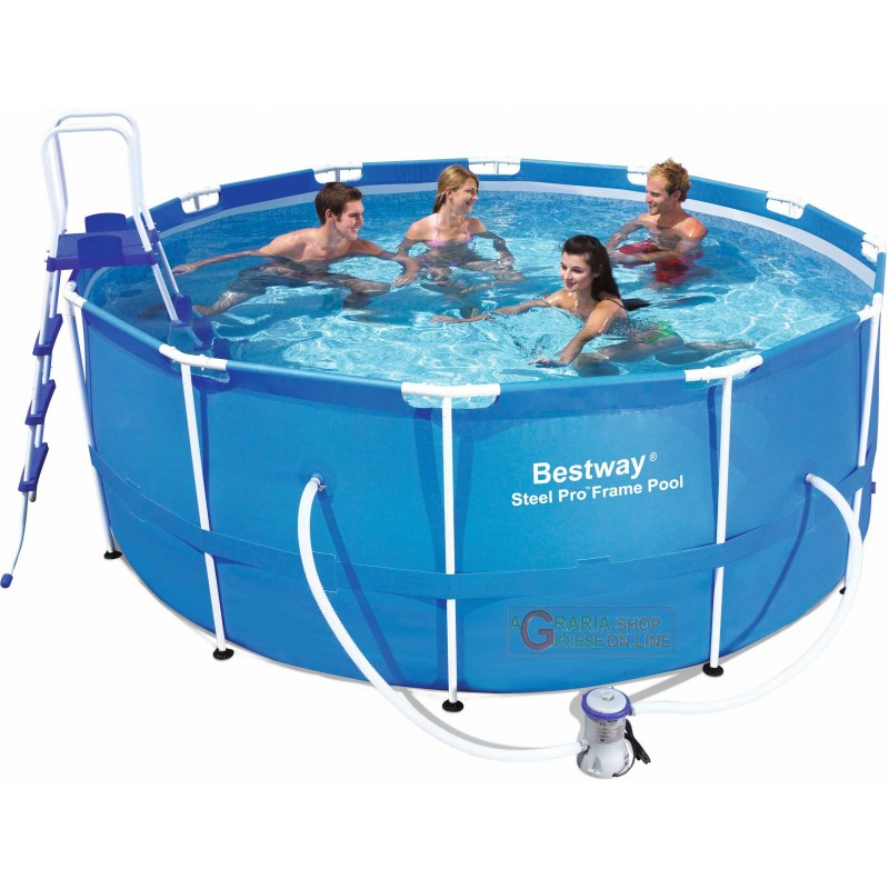 Piscine bestway gonfiabili fuori terra autoportanti for Best way piscine