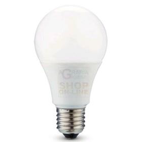 LAMPADA A LED LUCE CALDA 10W E27 LUCE CALDA 800 LUMEN