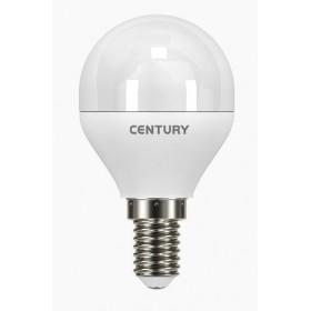 CLASSIC LED LAMP COLD LIGHT E14 ECOLIGHT BALL WATT. 6 PCS. 3
