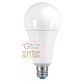 Drop lamp led E27 cold light lumen 1521 watt. 14.5W