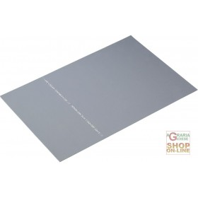 SHEET IN DIELECTRIC PARA THICKNESS 4 MM RESISTANCE 50 000V SALE PER SQM GRAY COLOR