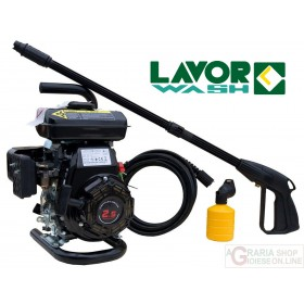 LAVOR EASY-1900 PRESSURE WASHER COMBUSTION FOUR STROKE HP. 2,5