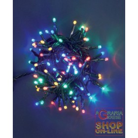 LED 100 LIGHTS WITH MULTICOLOR CONTROLLER 23383