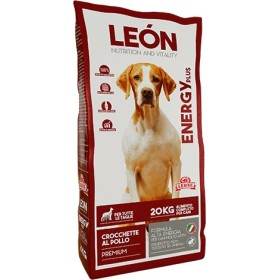 LEON DOG ENERGY PLUS MANGIME PER CANI CROCCHETTE KG. 20