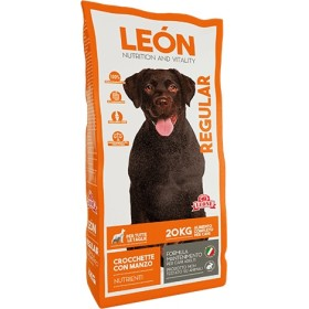LEON DOG MANGIME PER CANI CROCCHETTE REGULAR KG. 20