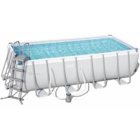 BESTWAY 56670 POOL WITH FULL FRAME CM. 488x244x122h.