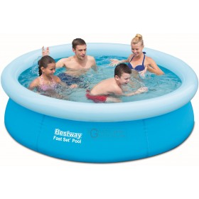 BESTWAY 57252 SELF-SUPPORTING POOL FAST SET CM. 198x51h.